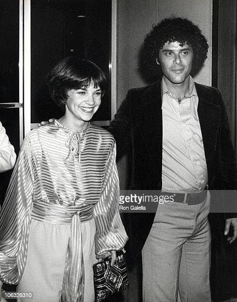 Cindy Williams and Guest during Cindy Williams Sighting at the Plaza Hotel May 1 1977 at Plaza Hotel in New York City New York United States