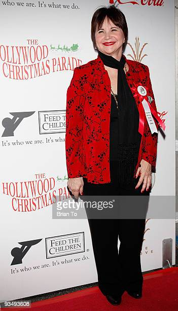 Cindy Williams attends the 2009 Hollywood Christmas Parade on November 29 2009 in Hollywood California