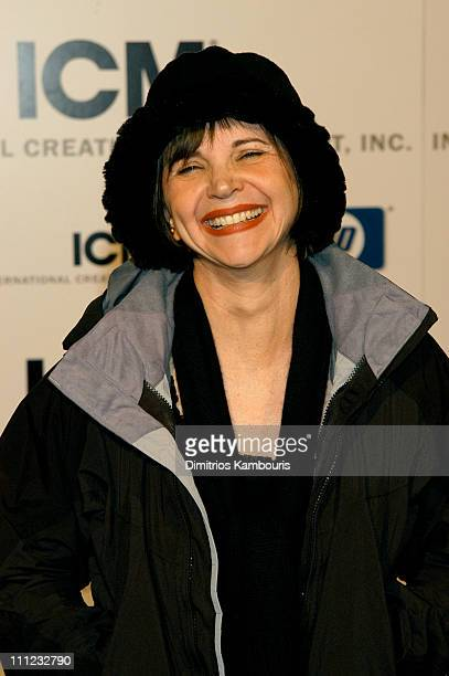 Cindy Williams during 2003 Park City ICM Filmmaker's Party Arrivals at Village at The Lift in Park City Utah United States