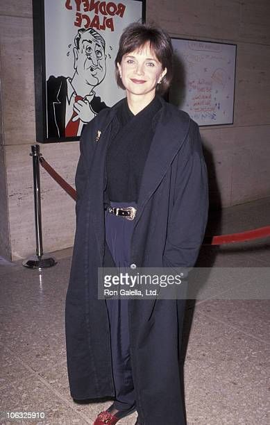 Cindy Williams during Party Honoring Bobby Hoffman November 23 1991 at 20/20 Club in Century City California United States
