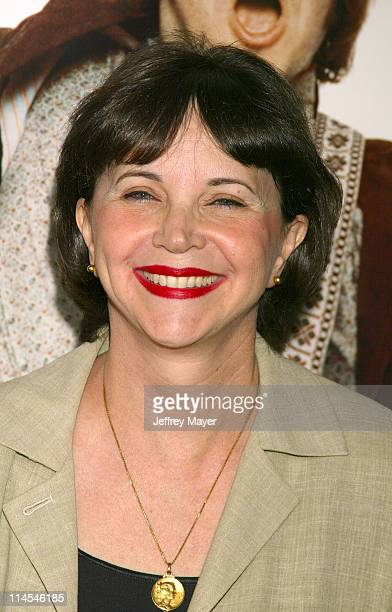Cindy Williams during 'School of Rock' Premiere Arrivals at Cinerama Dome in Hollywood California United States