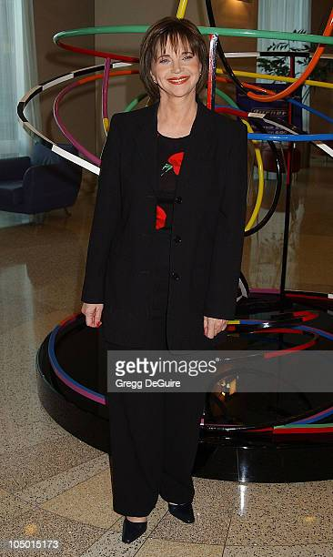 Cindy Williams during The 2003 National Cable Telecommunications Assn Press Tour Day One at Renaissance Hotel in Hollywood California United States