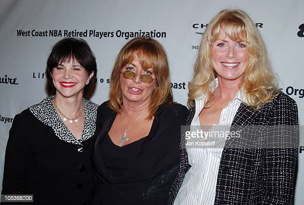 Cindy Williams Penny Marshall and Marcia Strassman