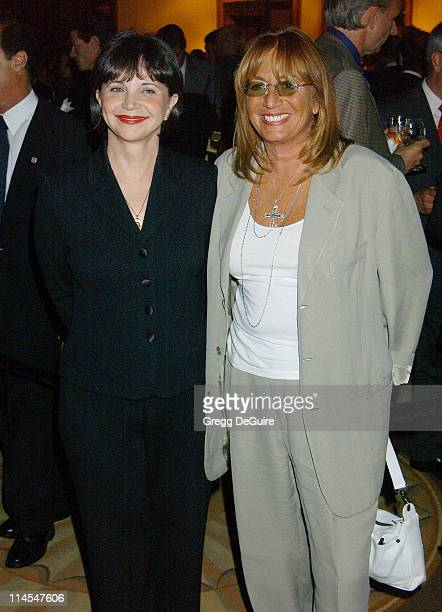Cindy Williams Penny Marshall during 29th Annual Dinner Of Champions Honoring Bob and Harvey Weinstein at Century Plaza Hotel in Los Angeles...