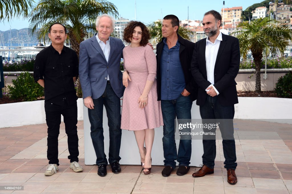 Cinefondation Jury Photocall - 65th Annual Cannes Film Festival