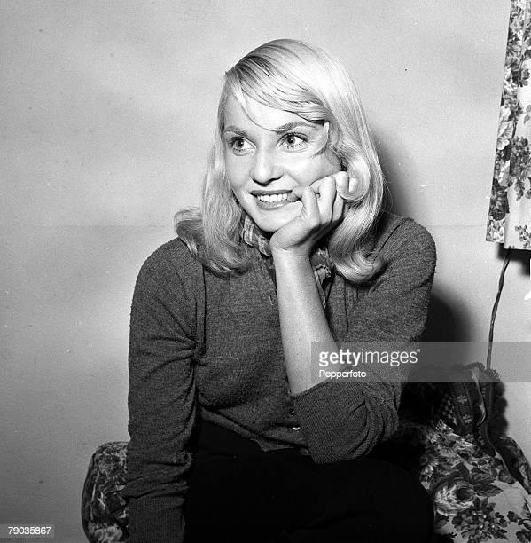 Cinema England A portrait of Australian born actress Diane Cilento