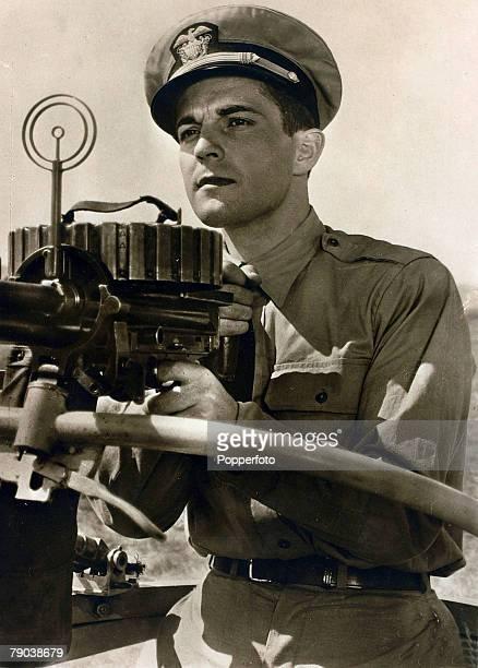 Cinema Personalities circa 1930's American actor Ramon Novarro born in Mexico in 1899 portrait Novarro first made his mark in the 1922 film 'The...