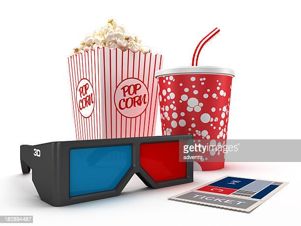 3D cinema pleasure