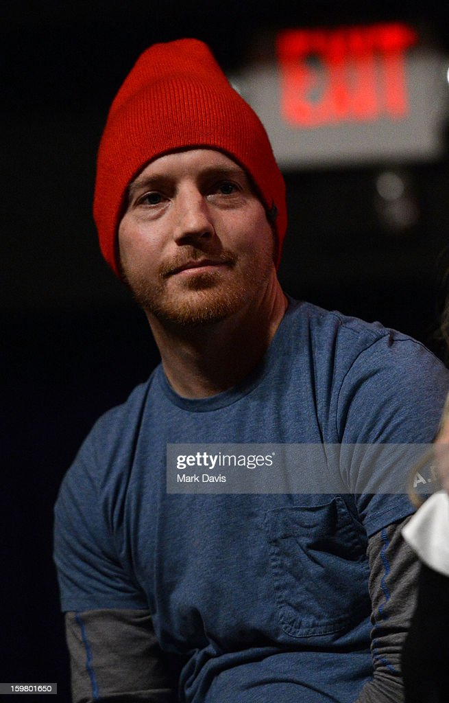 Cinematographer Adam Arkapaw attends the premiere of Sundance Channel Original Series 'Top of the Lake' on January 20, 2013 in Park City, Utah.