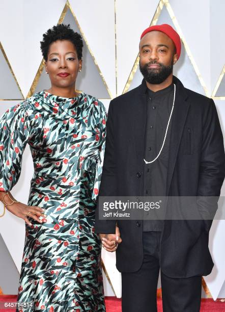 Cinematographer Bradford Young attends the 89th Annual Academy Awards at Hollywood Highland Center on February 26 2017 in Hollywood California