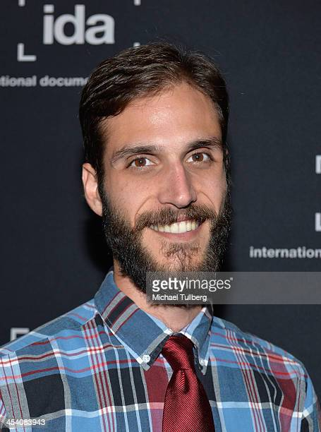 Cinematographer Drew Xanthopoulos attends the International Documentary Association's 2013 IDA Documentary Awards at Directors Guild Of America on...