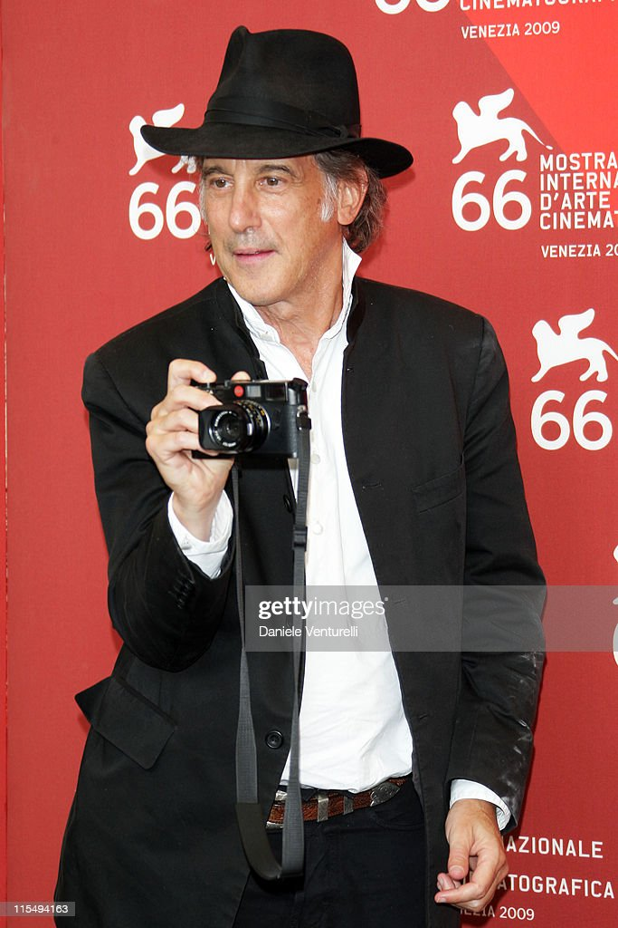 Cinematographer Ed Lachman attends the 'Life During Wartime' Photocall at the Palazzo del Casino during the 66th Venice International Film Festival on September 3, 2009 in Venice, Italy.