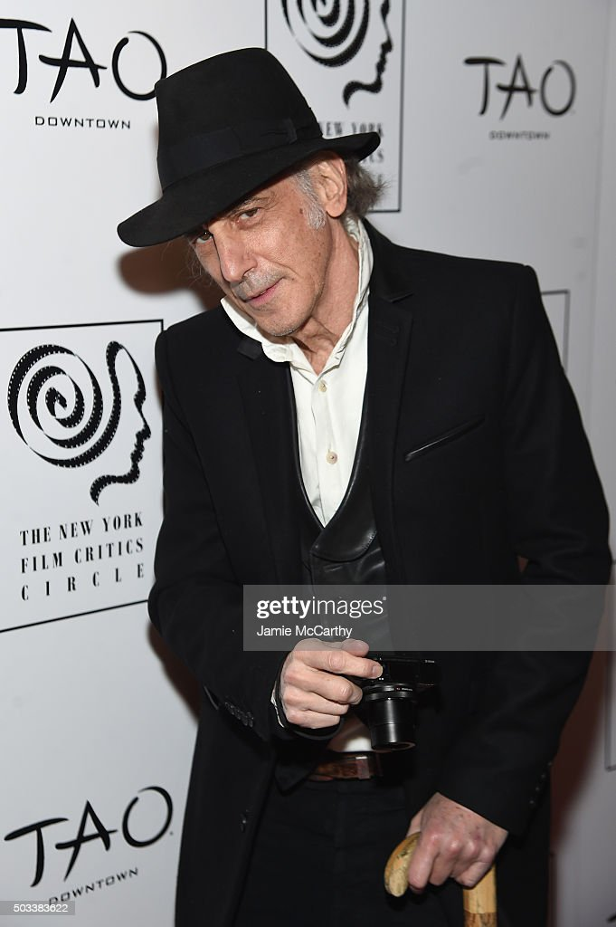 Cinematographer <a gi-track='captionPersonalityLinkClicked' href=/galleries/search?phrase=Edward+Lachman&family=editorial&specificpeople=3210117 ng-click='$event.stopPropagation()'>Edward Lachman</a> attends 2015 New York Film Critics Circle Awards at TAO Downtown on January 4, 2016 in New York City.