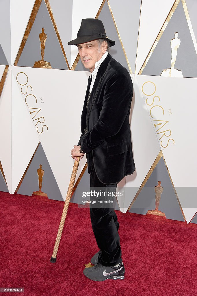 Cinematographer <a gi-track='captionPersonalityLinkClicked' href=/galleries/search?phrase=Edward+Lachman&family=editorial&specificpeople=3210117 ng-click='$event.stopPropagation()'>Edward Lachman</a> attends the 88th Annual Academy Awards at Hollywood & Highland Center on February 28, 2016 in Hollywood, California.
