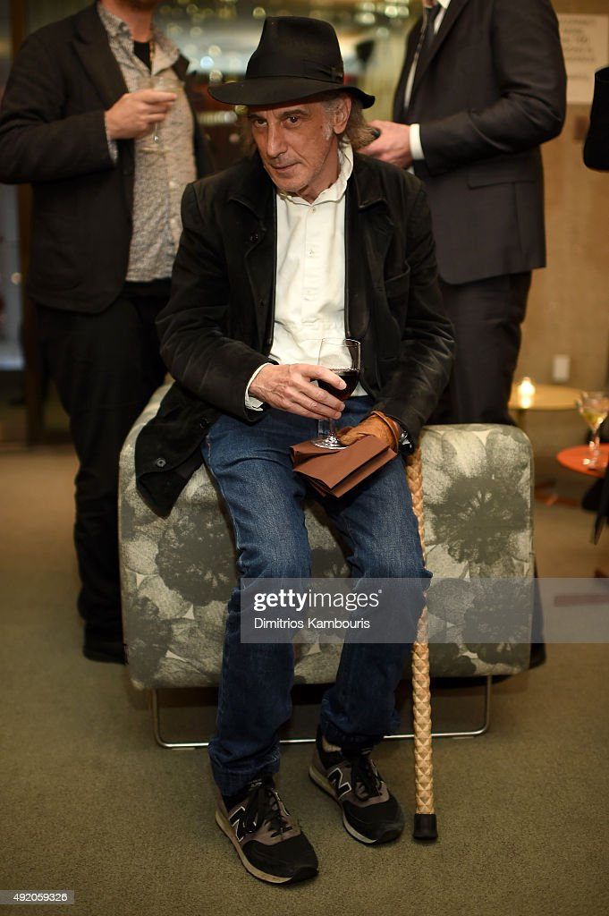 Cinematographer <a gi-track='captionPersonalityLinkClicked' href=/galleries/search?phrase=Edward+Lachman&family=editorial&specificpeople=3210117 ng-click='$event.stopPropagation()'>Edward Lachman</a> attends the reception for the premiere of 'Carol' during the 53rd New York Film Festival at Alice Tully Hall, Lincoln Center on October 9, 2015 in New York City.