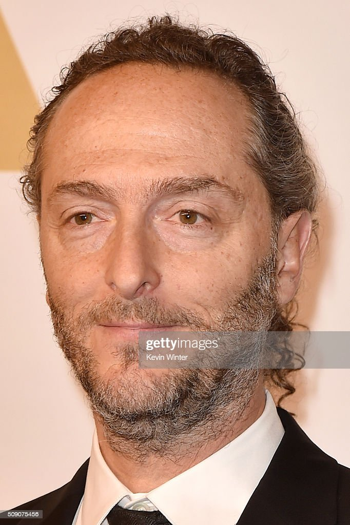 Cinematographer <a gi-track='captionPersonalityLinkClicked' href=/galleries/search?phrase=Emmanuel+Lubezki&family=editorial&specificpeople=4162210 ng-click='$event.stopPropagation()'>Emmanuel Lubezki</a> attends the 88th Annual Academy Awards nominee luncheon on February 8, 2016 in Beverly Hills, California.