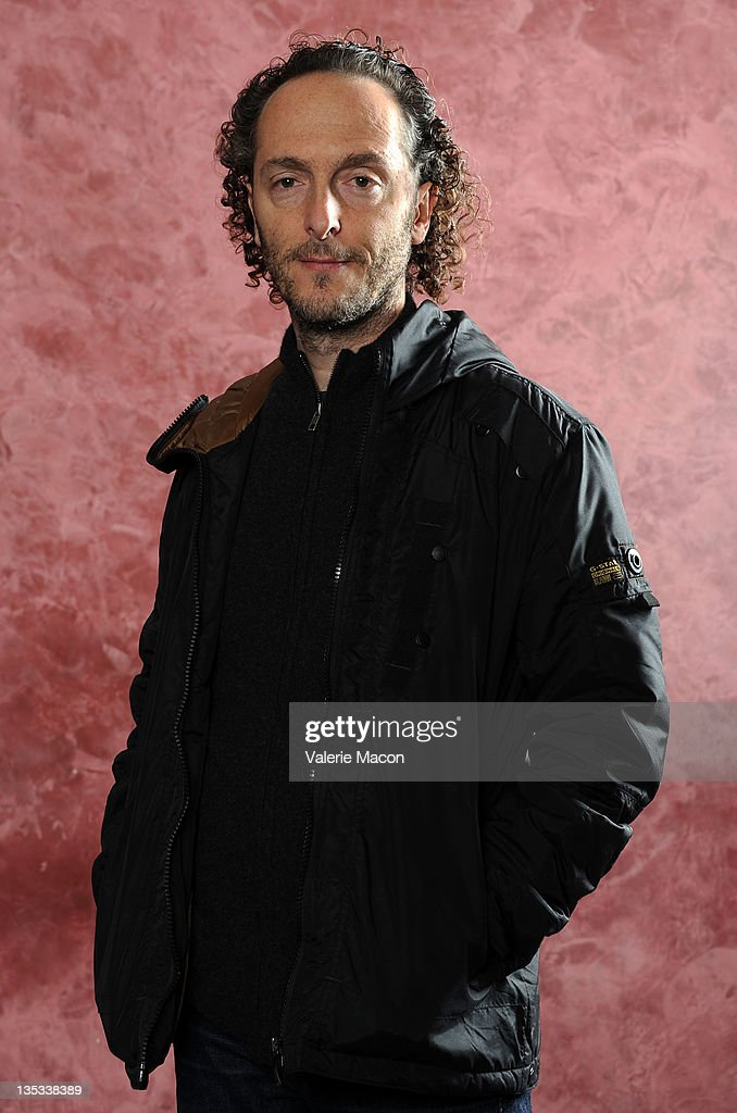 Cinematographer Emmanuel Lubezki poses at TheWrap's Awards Season Screening Series Presents 'The Tree Of Life' on December 8 2011 in Los Angeles...