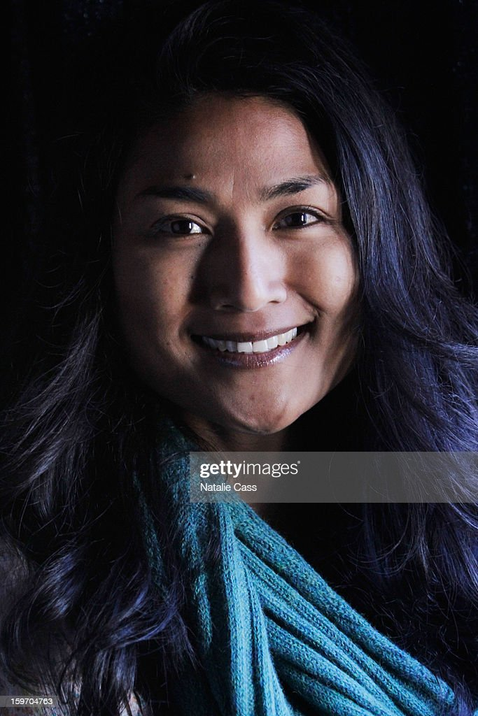 Cinematographer Kalyanee Mam attends the World Welcome Brunch at New Frontier on January 18, 2013 in Park City, Utah.