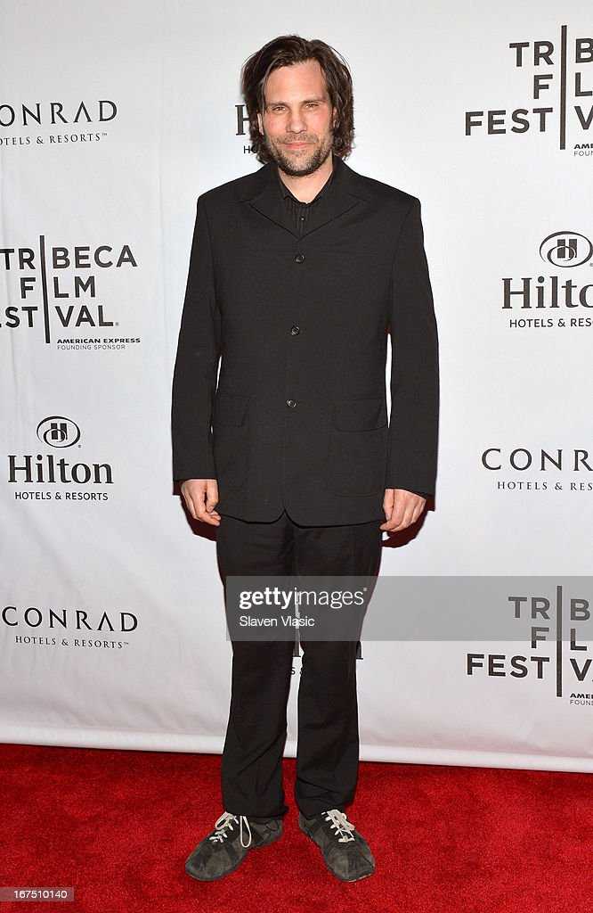 Cinematographer Marius Matzow Gulbrandsen attends the TFF Awards Night during the 2013 Tribeca Film Festival on April 25, 2013 in New York City.