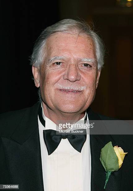 Cinematographer Michael Ballhaus arrives at the 21st Annual ASC Achievement Awards at the Century Hyatt Hotel on February 18 2007 in Century City...
