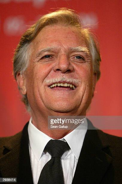 Cinematographer Michael Ballhaus attends the news conference to 'Something's Gotta Give' at the 54th annual Berlinale International Film Festival...