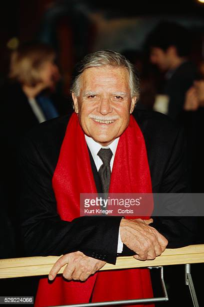 Cinematographer Michael Ballhaus