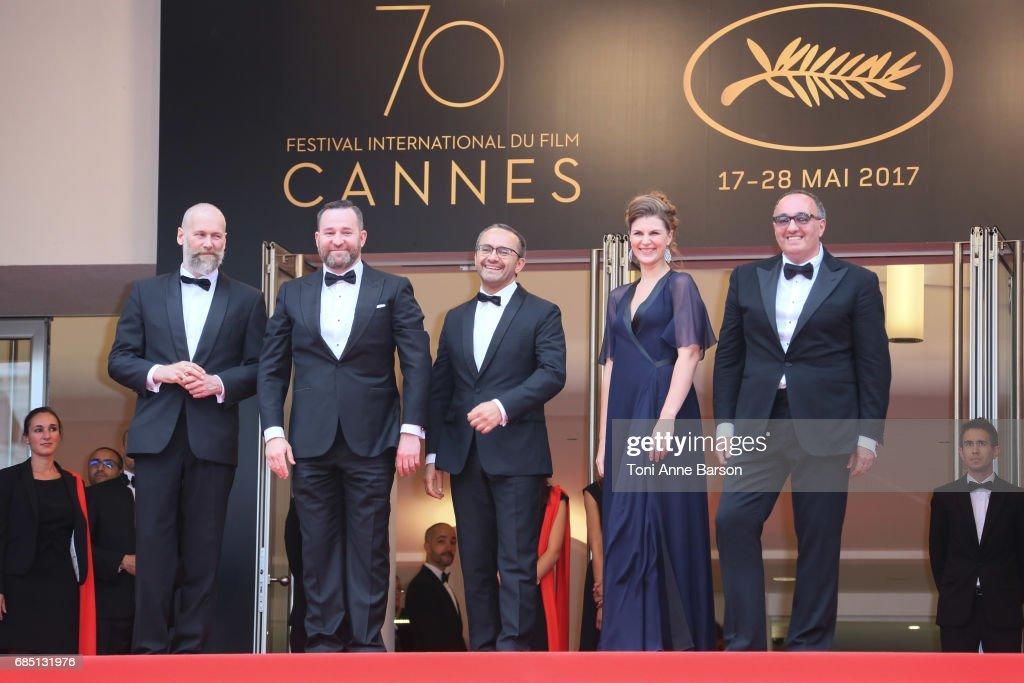 """Nelyobov "" Red Carpet Arrivals - The 70th Annual Cannes Film Festival"