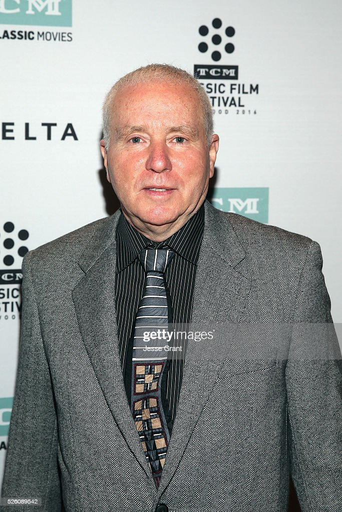 Cinematographer Nicholas Josef von Sternberg attends 'Never Fear' screening during day 2 of the TCM Classic Film Festival 2016 on April 29, 2016 in Los Angeles, California. 25826_009