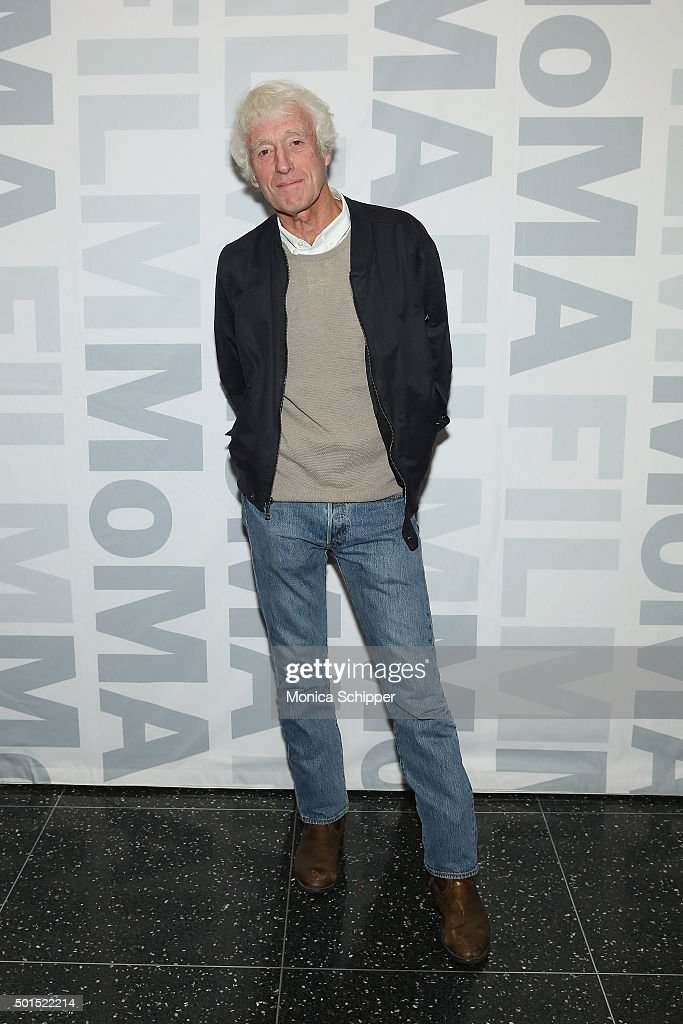 Cinematographer Roger Deakins attends MoMA Film's THE CONTENDERS Screening Of SICARIO at MOMA on December 15, 2015 in New York City.