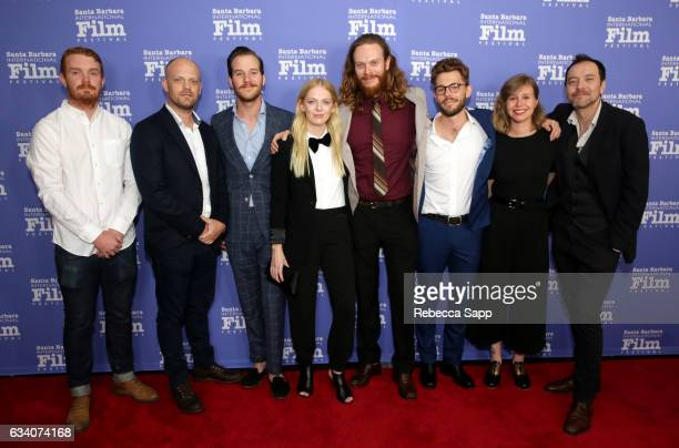 Cinematographer Shelley FarthingDawe composer Nicholas Pollock actor Rowan Davie actress Alice Foulcher director Gregory Erdstein actor Lloyd...