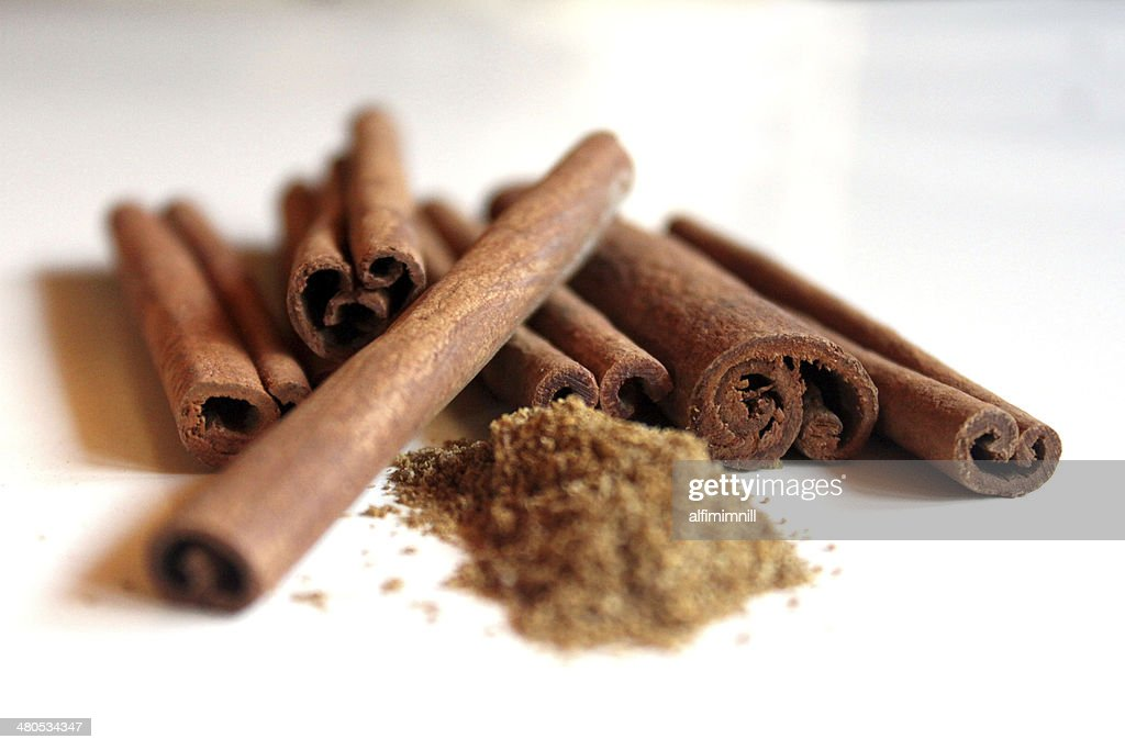Cinnamon : Stock Photo