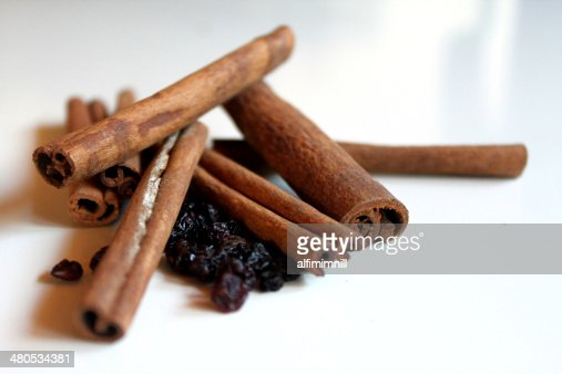 Cinnamon : Stock Photo