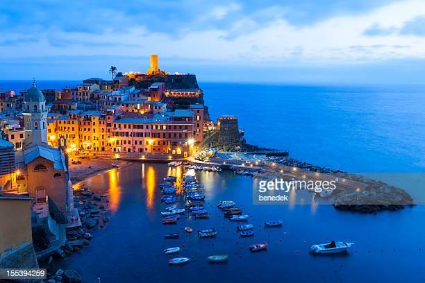 Cinque Terre Vernazza Italy