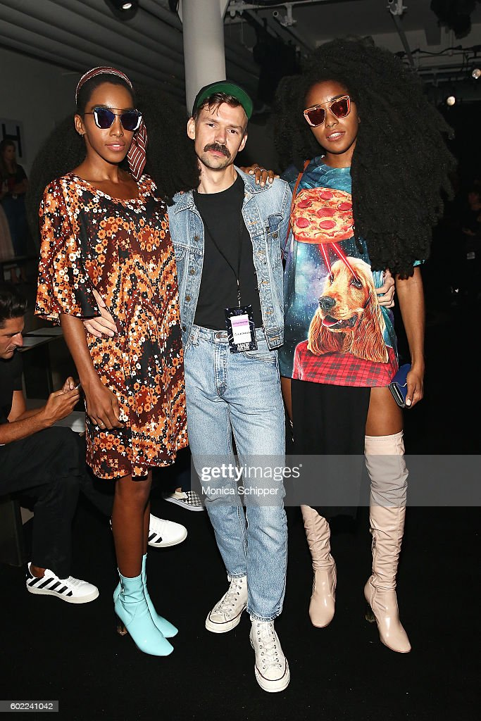 Gentle Monster - Front Row - September 2016 - MADE Fashion Week