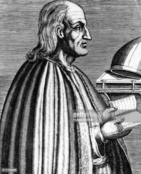 Circa 1090 Saint Anselm the Archbishop of Canterbury