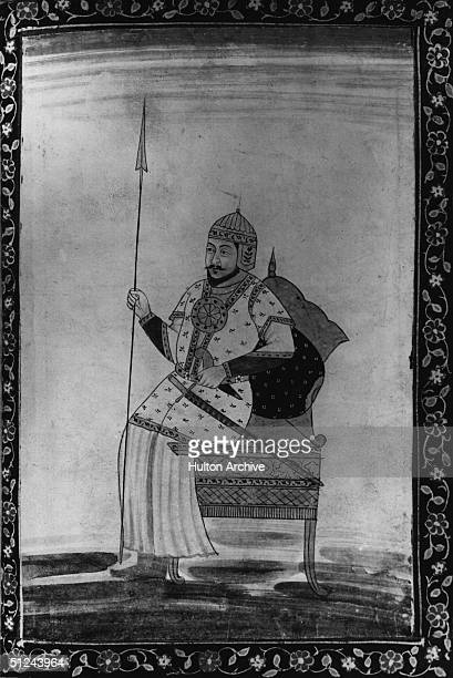 Circa 1375 Tamerlane the Turkic conqueror born near Samarkand