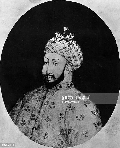 Circa 1380 Turkoman Mongol conqueror Tamerlane whose vast empire stretched from India to the Mediterranean His name is a European corruption of Timur...