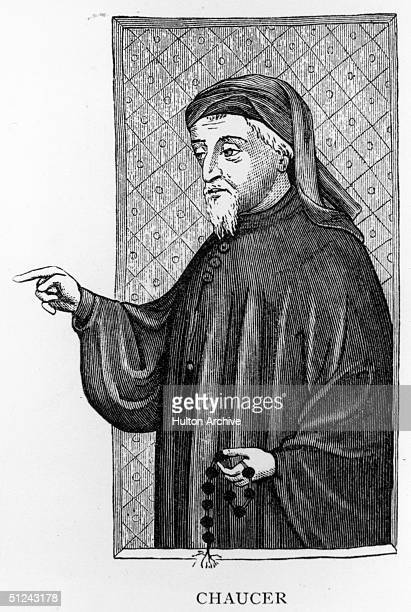 poet geoffrey chaucer King richard ii appoints geoffrey chaucer to the position of chief clerk of the  king's  he wrote several poems in the 1380s, including the parlement of foules .