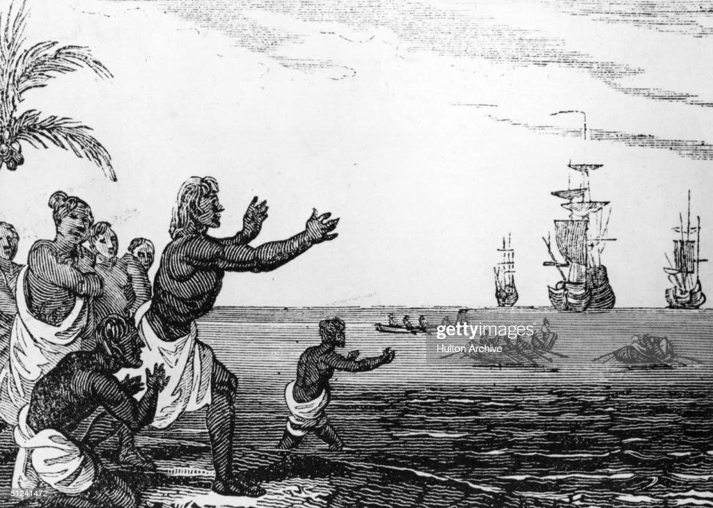 Juan Sebastián Elcano Ferdinand Magellan S Replacement: 28 Nov Explorer Magellan Begins Crossing The Ocean He