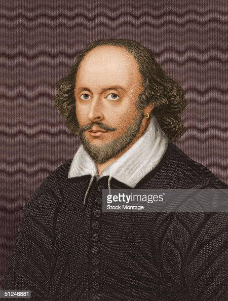 Circa 1600 English playwright and poet William Shakespeare