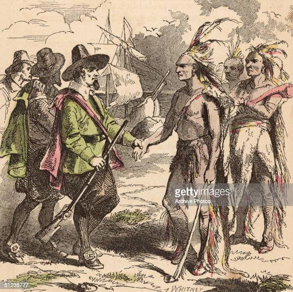Circa 1653 Samoset Native American of Abnaki people of the Algonquin nation In spring 1621 as the Pilgrims were still building the Plymouth...