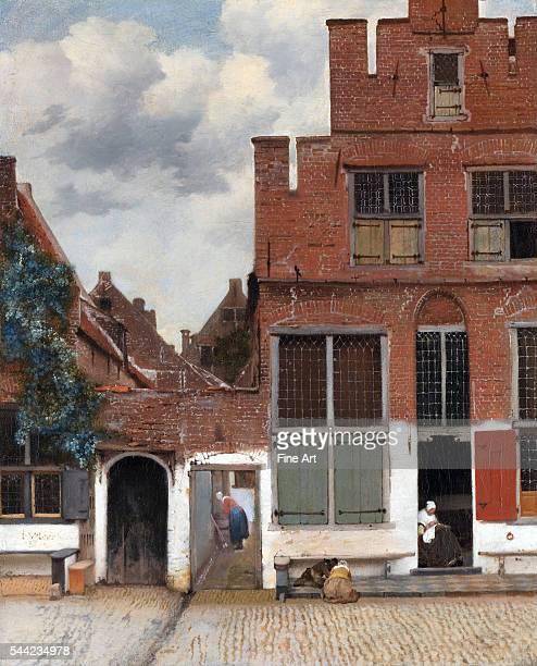 Circa 1658 Oil on canvas 44 x 543 cm Rijksmuseum Amsterdam Netherlands