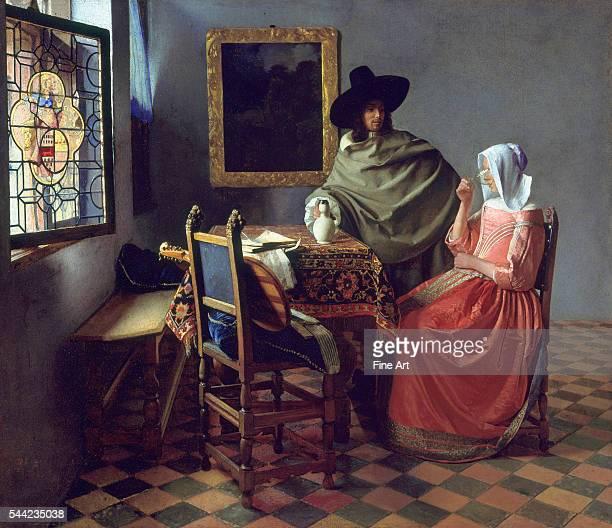 Circa 1661 Oil on canvas 796 x 677 cm Gemaldegalerie Berlin Germany