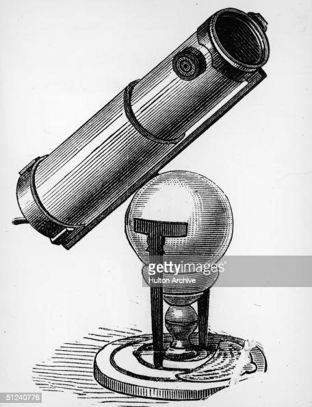 Sir isaac newton stock photos and pictures getty images for Who invented the mirror