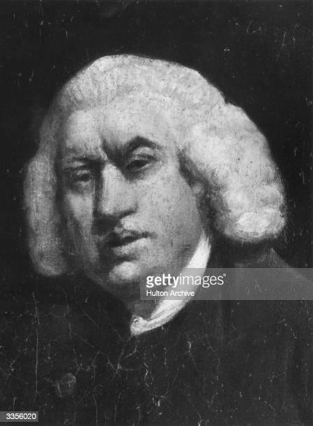English poet critic essayist and lexicographer Samuel Johnson