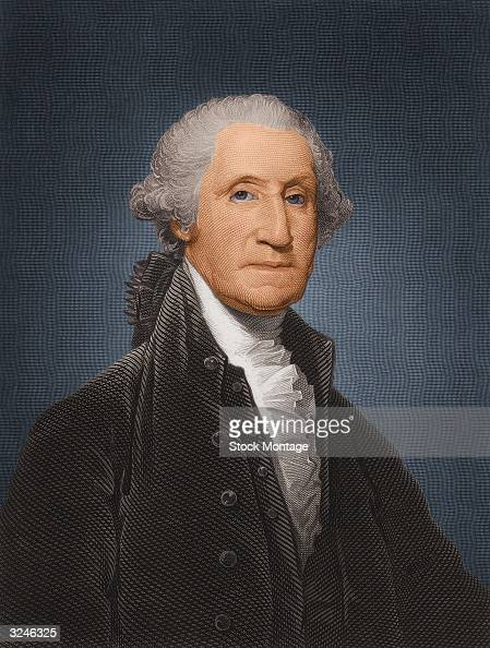 George Washington first president of the United States of America