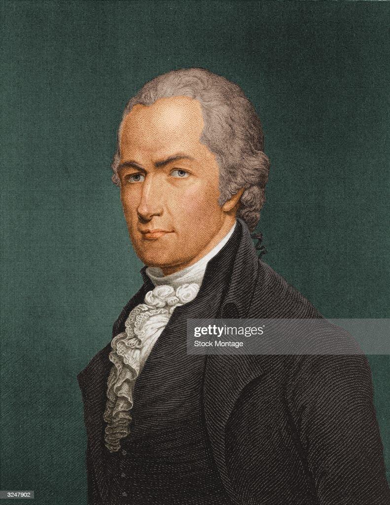 alexander hamilton president for life