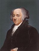 John Adams second president of the United States of America