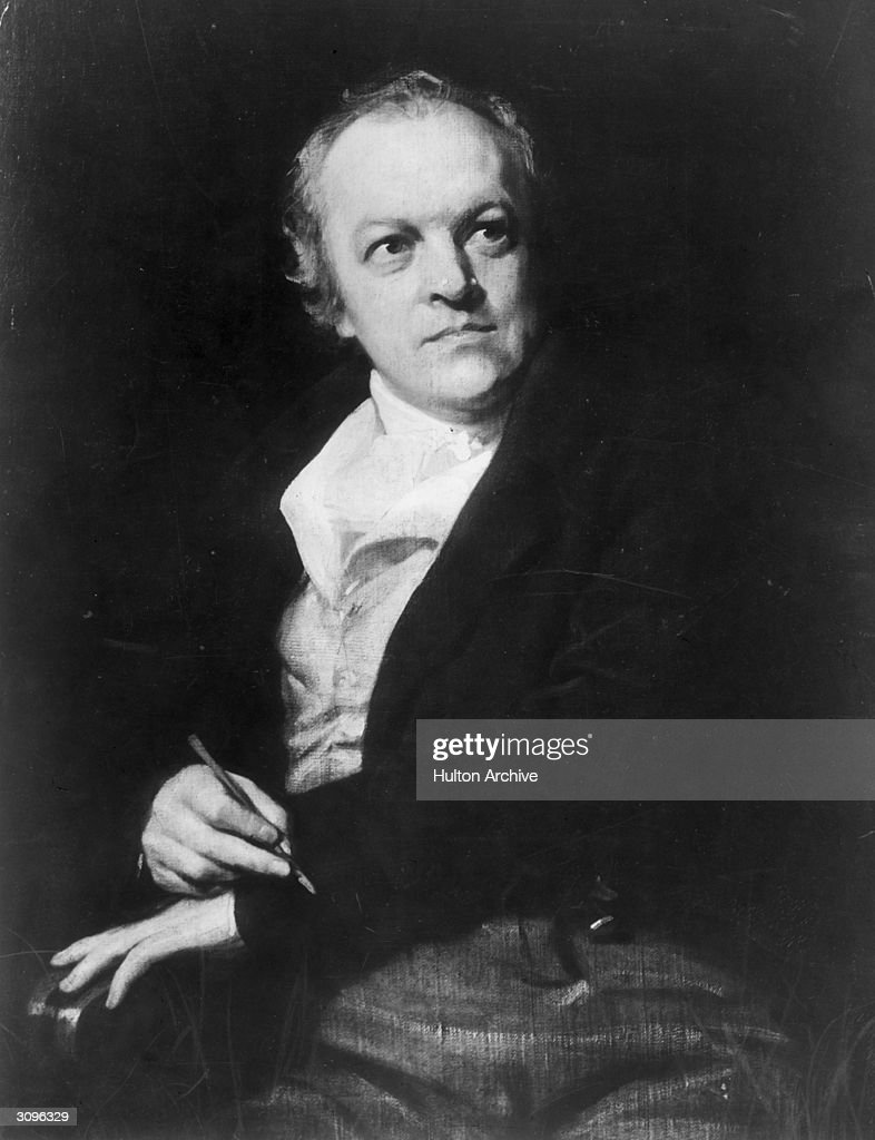 William Blake's Romanticism