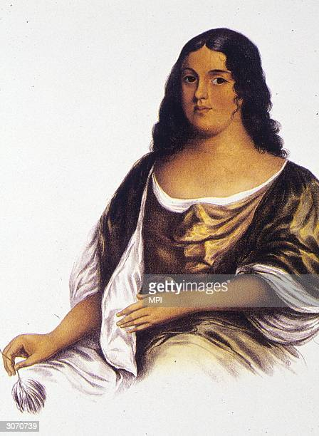 Pocahontas or Matoaka the daughter of Algonquian chief Powhatan After her legendary rescue of Captain John Smith she married English colonist John...